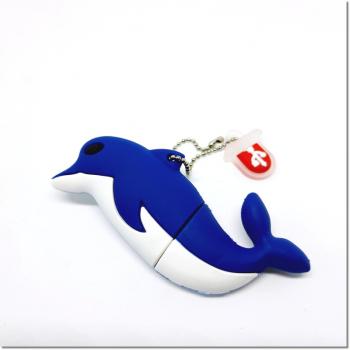 USB Stick (16GB) Motiv Delphin /  Art.Nr. 350001