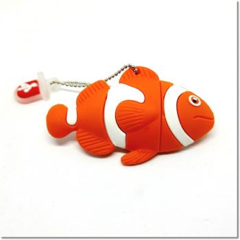 USB Stick (16GB) Motiv Anemonenfisch /  Art.Nr. 350003